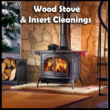If Your Wood Stove Is Used Regularly Throughout The Winter Months Its Chimney Walls Or Flue Should Be Cleaned Each Spring To Remove Accumulated Creosote